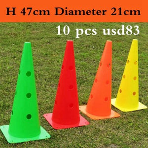 free shipping football training items plates obstacles rings