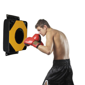 High Quality Boxing Target Durable PU Punching Pads Warm-up MMA Kick Muay Thai Square Wall Target TKD Martial Arts Punch Pad