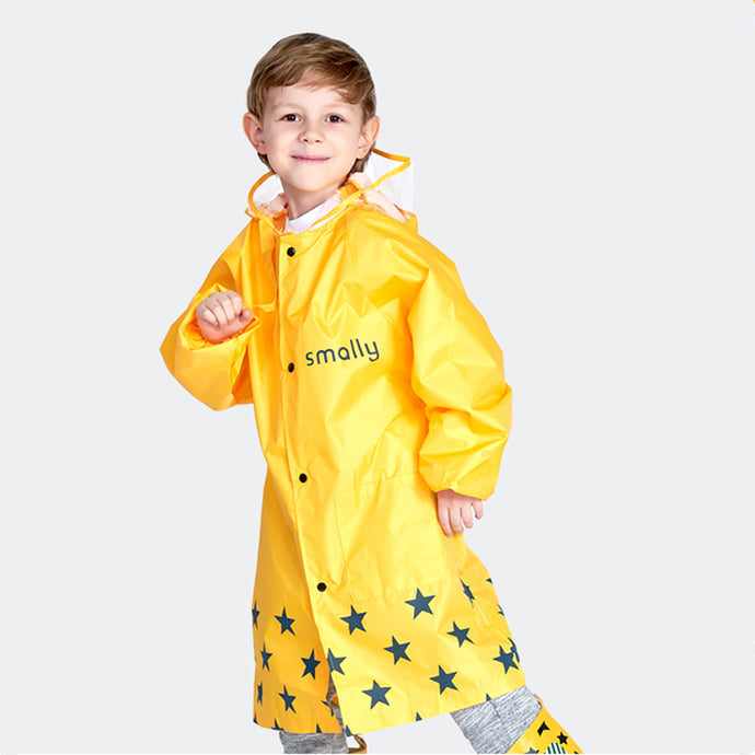 Kocotree Children Raincoat Kids Cute Capa De Chuva Infantil Waterproof Child Rain coat Cover Poncho Rainwear Hooded Impermeable