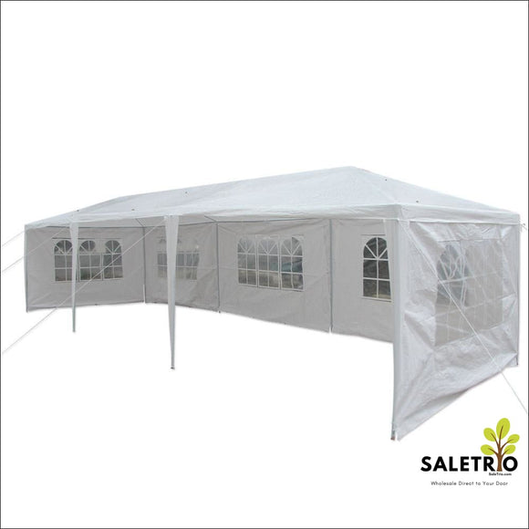 10X30 Patio Party Wedding Tent Gazebo Pavilion Canopy Heavy Duty W/side Walls - Sports & Outdoor - Free Shipping