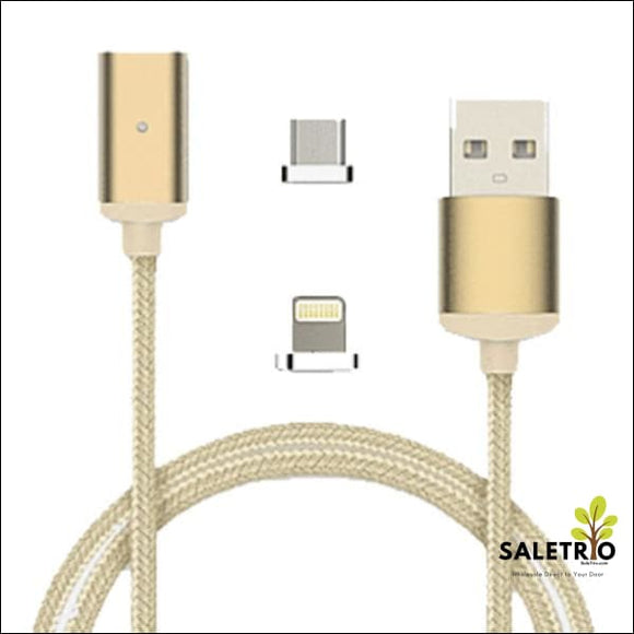 2.4A High Speed Charging Magnetic Cable For Iphone & Android Devices - Consumer Electronics - Free Shipping