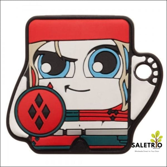 Dc Harley Quinn Foundmi 2.0 - Wallets And Keychains - Free Shipping