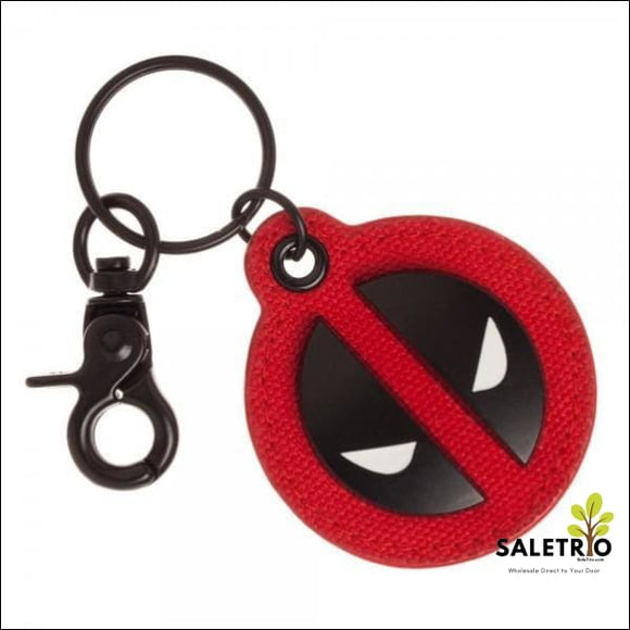 Deadpool Canvas Metal Keychain - Wallets And Keychains - Free Shipping