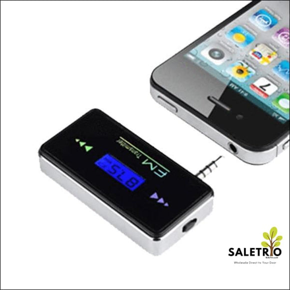 Iphone And Smartphone Car Stereo Wireless Fm Transmitter - Consumer Electronics - Free Shipping