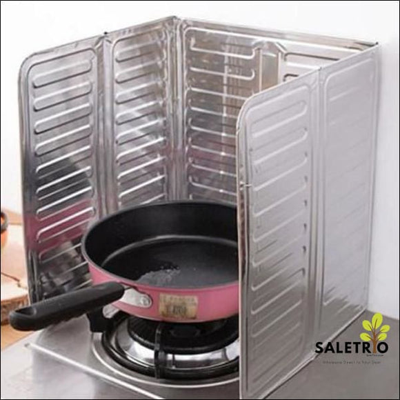 Kitchen Oil Splash Guard Cooking Cover Anti Splatter Shield - Home & Garden - Free Shipping