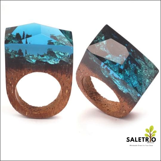 Magic Forest Wood Ring - Jewelry & Watches - Free Shipping