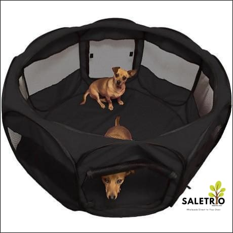 Smart Polyester Playpen Pro - Pets - Free Shipping