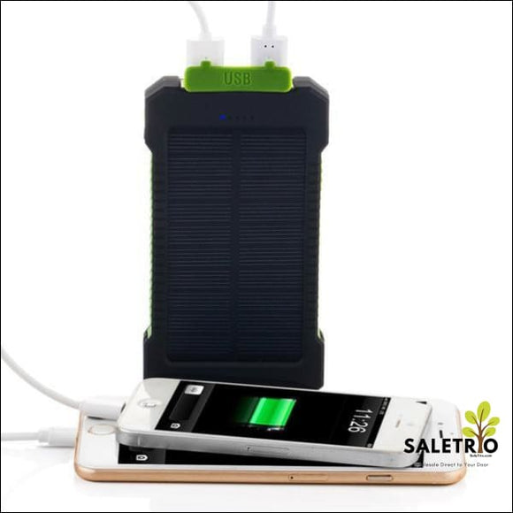 Solar Power Portable Charger - Consumer Electronics - Free Shipping