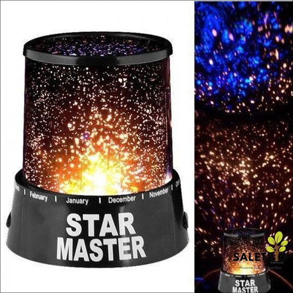 Star Master - Led Night Light Projector - Consumer Electronics - Free Shipping