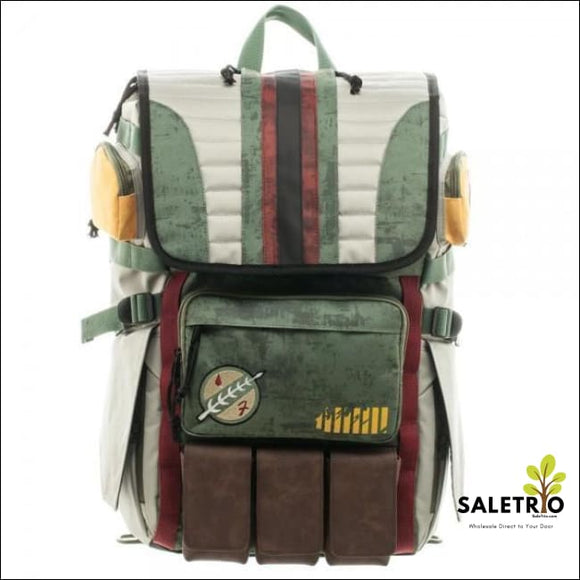 Star Wars Boba Fett Laptop Backpack - Backpacks - Free Shipping