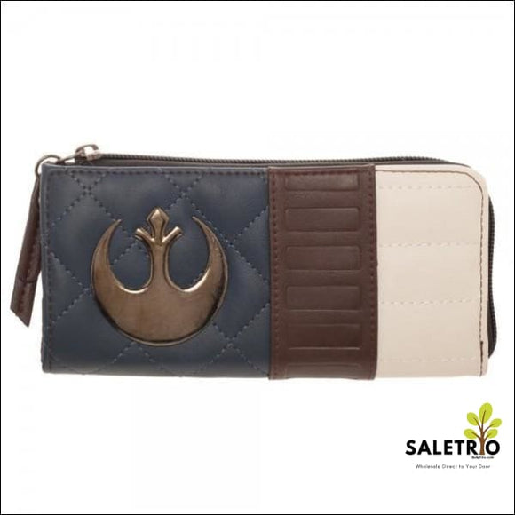 Star Wars Han Solo Zip Wallet - Wallets And Keychains - Free Shipping
