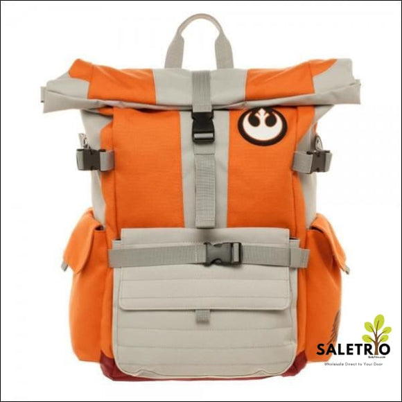 Star Wars Pilot Roll Top Backpack - Backpacks - Free Shipping