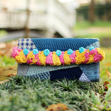 Load image into Gallery viewer, Patchwork Vintage Clutch CC002