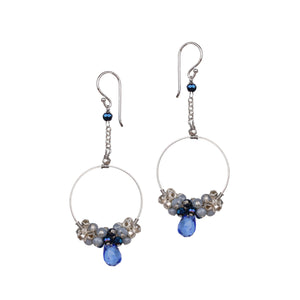 Ocean Drop Earrings JE011