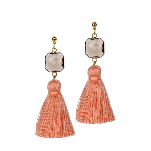 Tassels earrings JE003