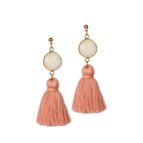 Tassels earrings JE004