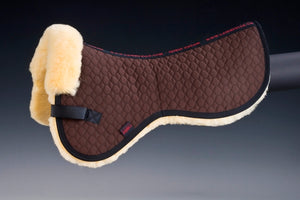 Horse Dream UK Half Pad for Dressage Saddles