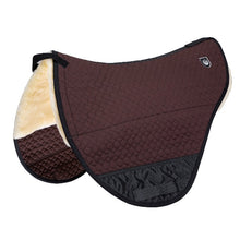 Load image into Gallery viewer, Endurance Saddle Pad - Half lined (Also fits Cloud Bareback pad)