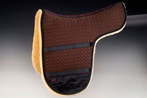 Horse Dream Sheepskin Saddle pad for Australian Stock Saddles