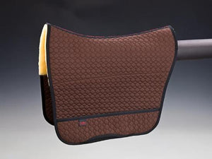 Christ Sheepskin Saddle pad with shim pockets, designed for Basic PLUS, Premium PLUS and Iberica Bareback pads.