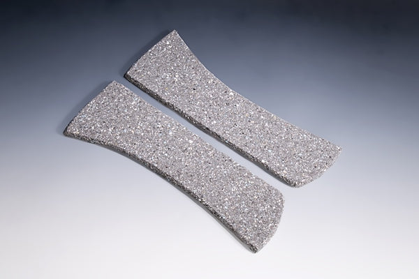 Pair of composite foam shims for Horse Dream UK Bareback Riding Pads
