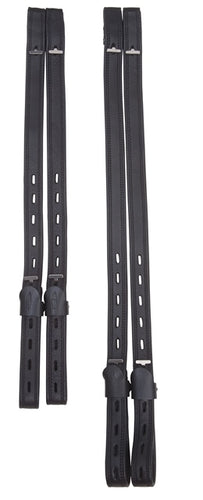T-Bar Stirrup Leathers (T-Bar at both ends)