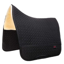 Load image into Gallery viewer, Christ Sheepskin Saddle pad with shim pockets, designed for Basic PLUS, Premium PLUS and Iberica Bareback pads.