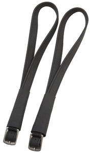 Drytex Equestrian Stirrup Leathers. Drytex outer with strong nylon core. Made by Barefoot