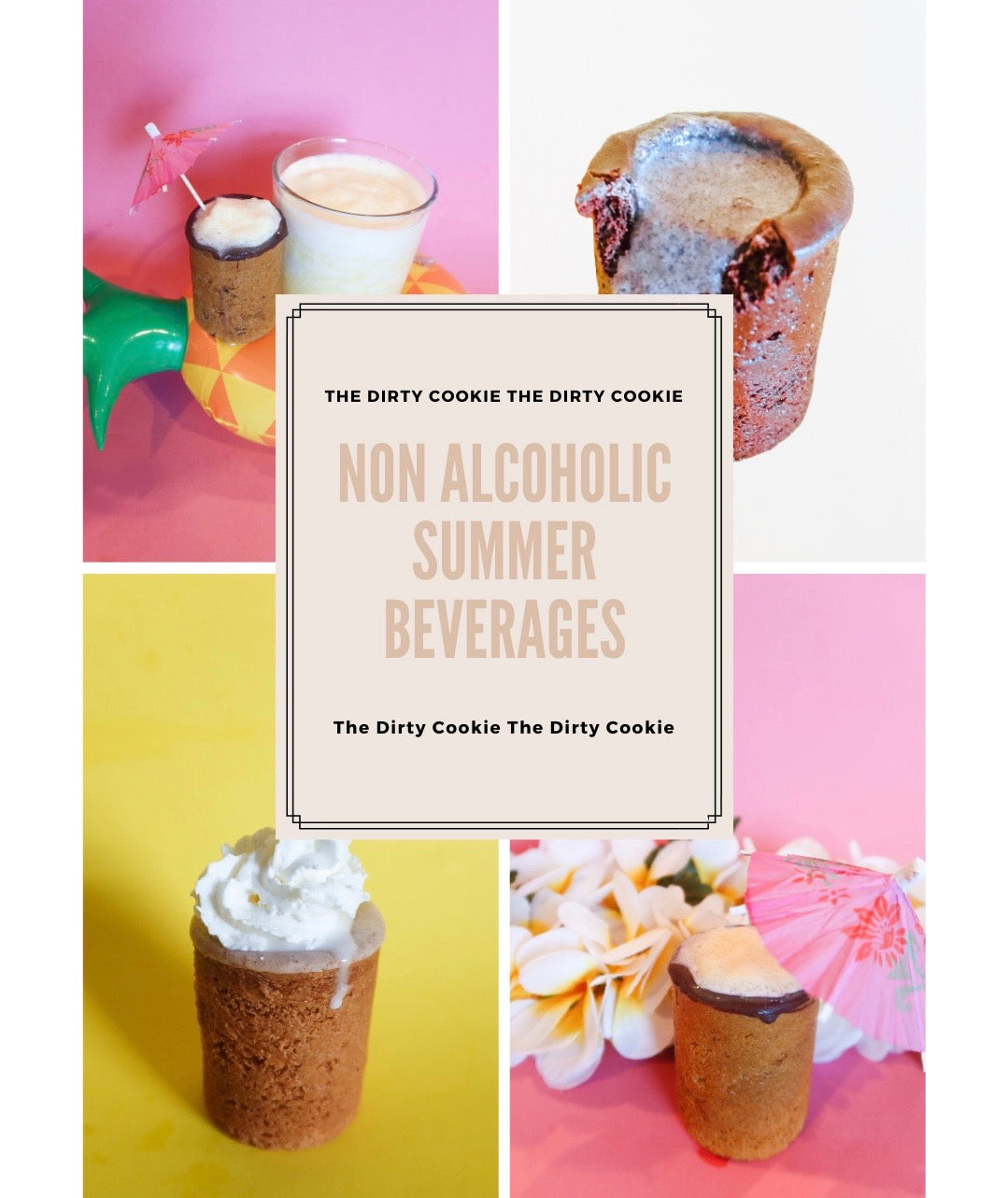 Fun and Easy Non Alcoholic Summer Beverages!