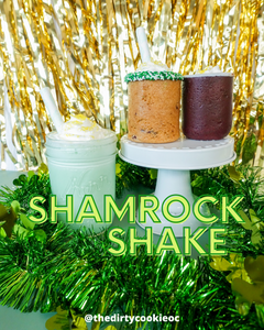 Happy St. Paddy's Shamrock Shake