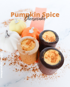 Pumpkin Spice Everything In A Cookie Shot