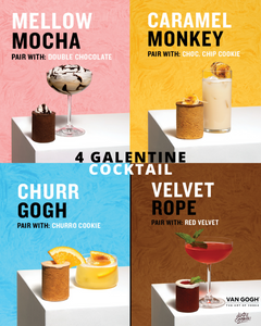 4 Galentine Cocktails x Van Gogh Vodka