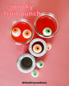 Spooky Fruit Punch