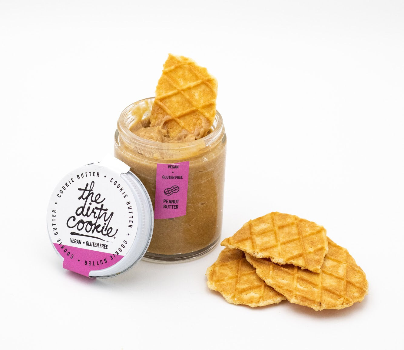 Vegan Gluten Free Peanut Butter Cookie Butter