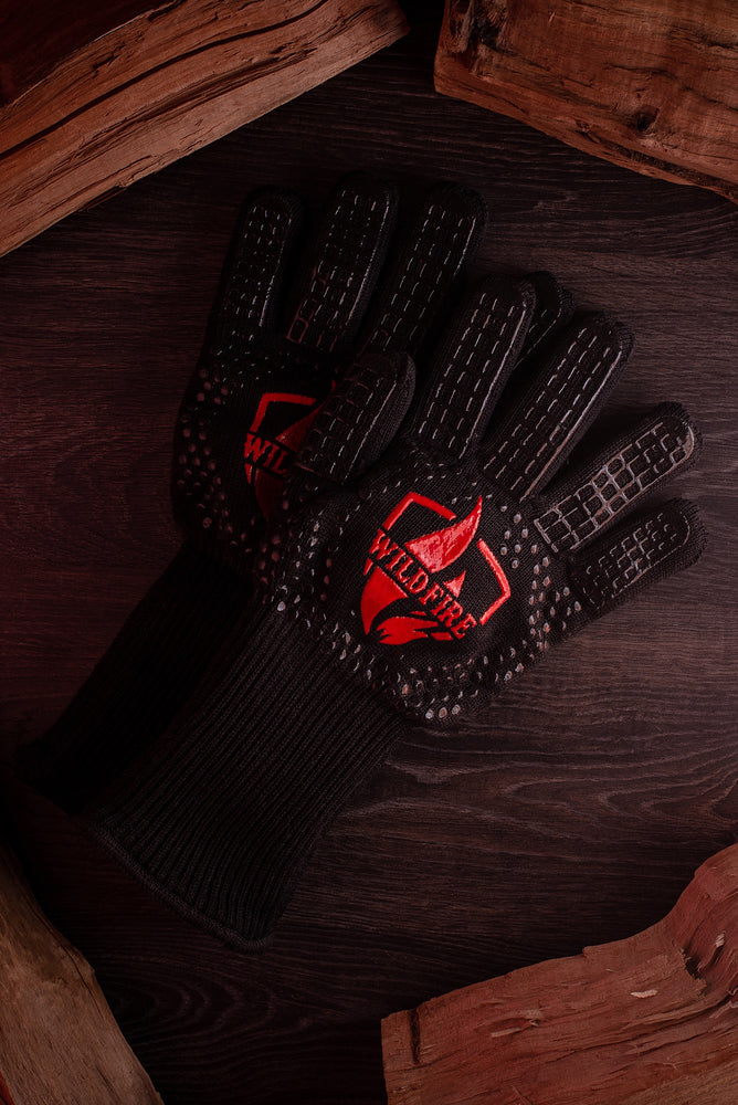 Pitmaster Gloves By Wildfire