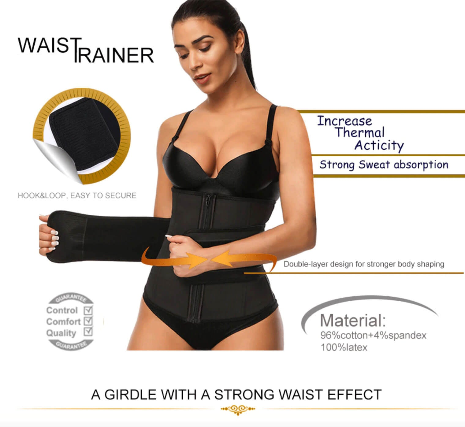 Waist Trimming Belt