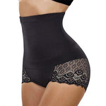 High Waist Brief Girdle