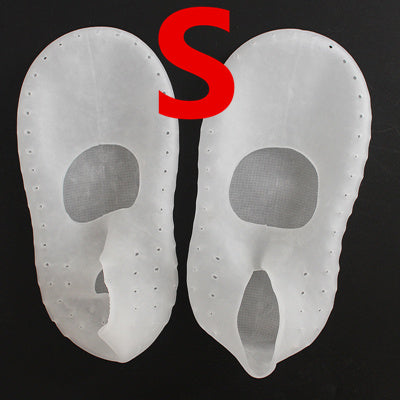1 Pair Gel Sock Silicone Foot Care