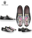 Lil Peep All Over Print Slip-on Shoes