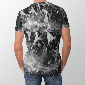 Creativity Trippy All Over Print Unisex T-shirt