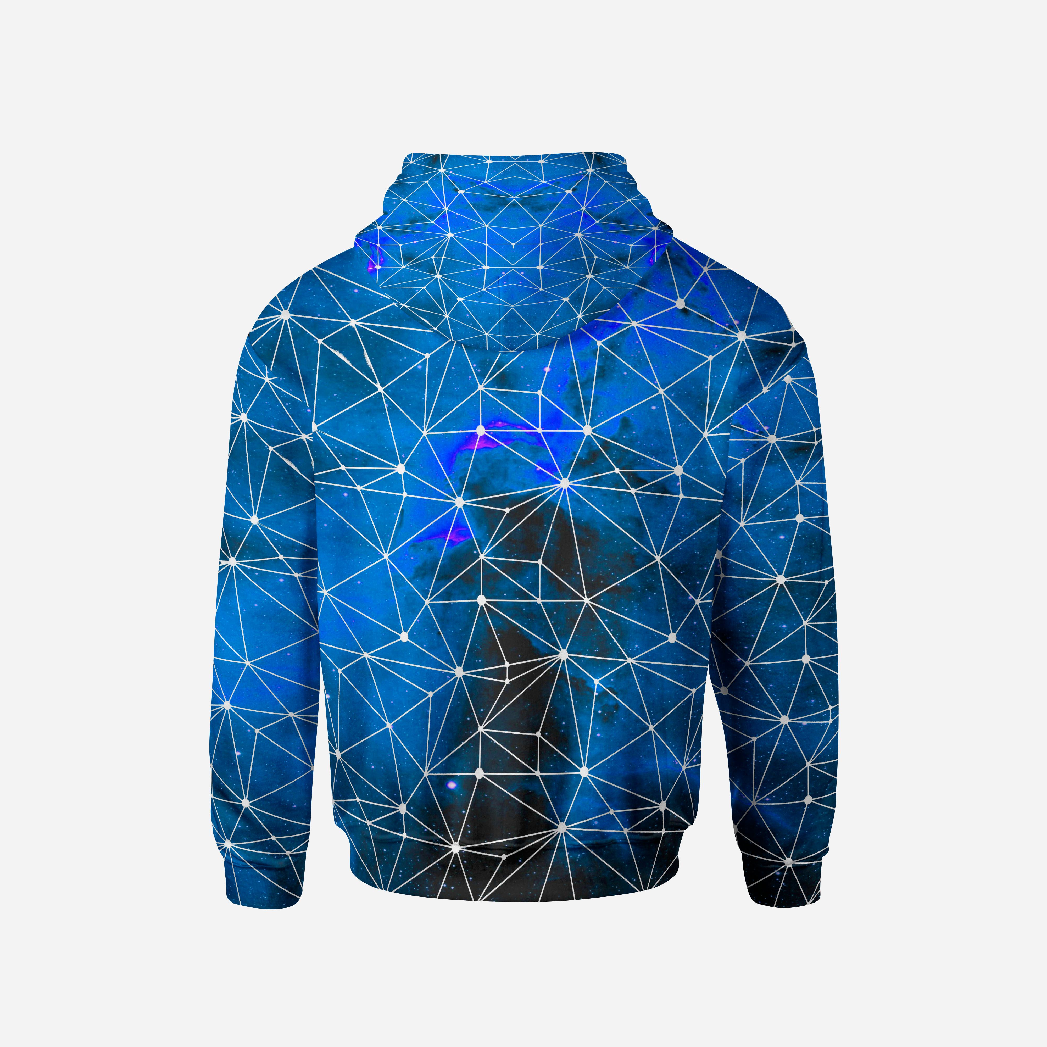 Blue Prism Galaxy Unisex Pullovers