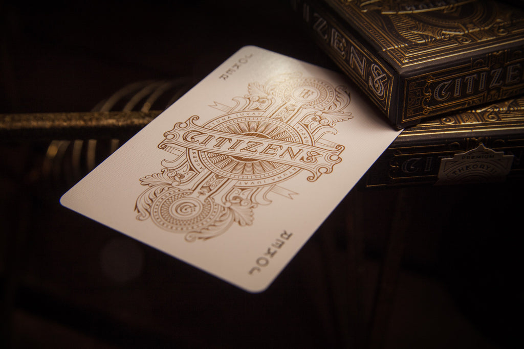Citizen Playing Cards - theory11