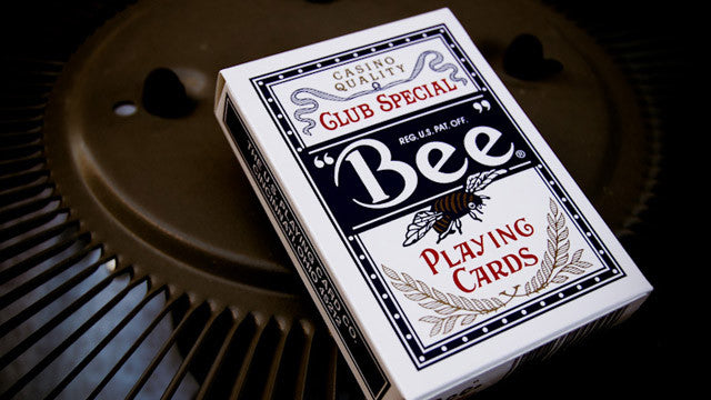 bee playing cards theory11a soft finish, lack of borders, and casino grade quality stock make bee playing cards the preferred deck among casinos, gamblers, and serious card