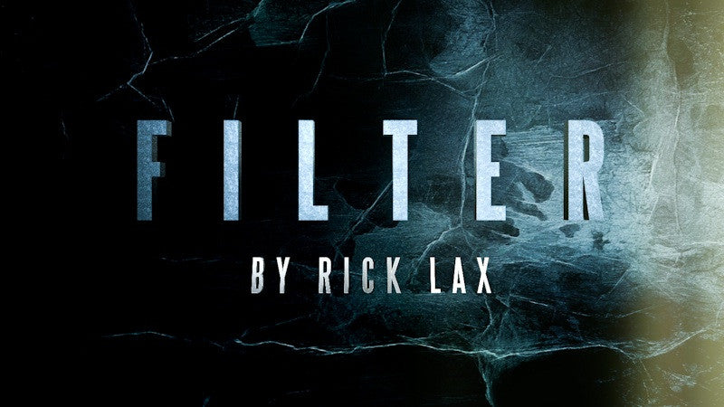 FILTER by Rick Lax - theory11