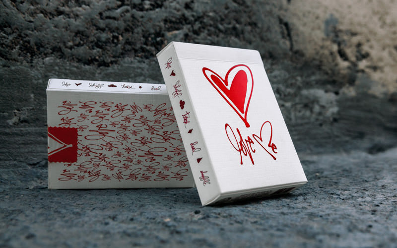 Love Me Playing Cards theory11 – Valentine Playing Cards