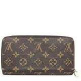 Monogram Illustre Evasion Zippy Wallet