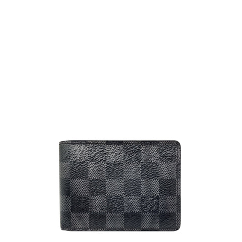 Damier Graphite Canvas Multiple Wallet