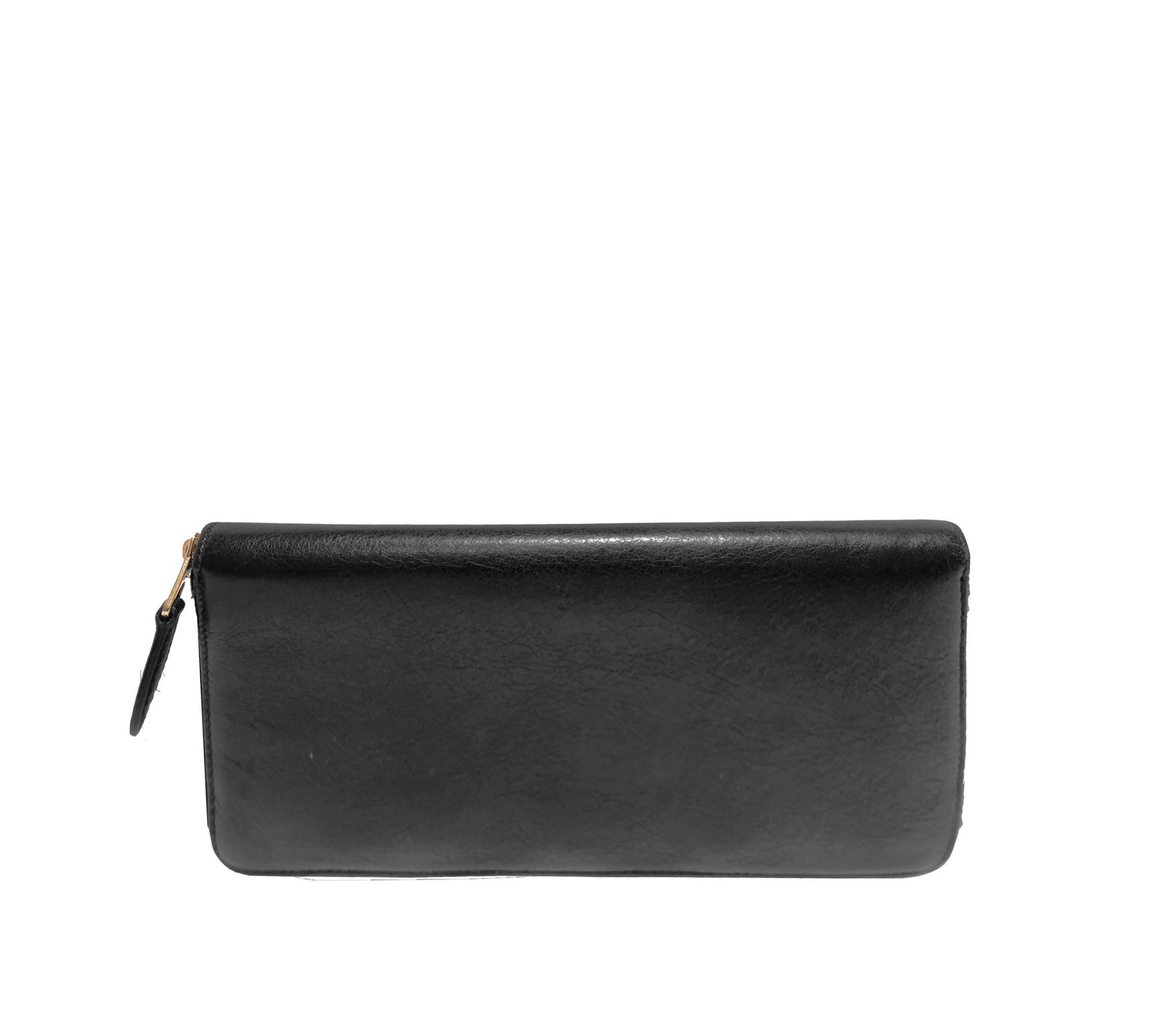 Classic Continental leather wallet
