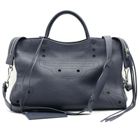 Stud-Free Blackout AJ City Bag