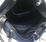 Balenciaga Stud-Free Blackout AJ City Bag
